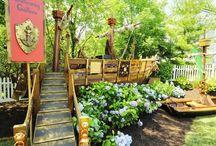 Pirate gardens