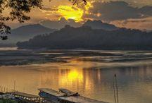#Lake #Sunset