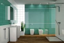 #Welness Corner / Minimalist or coloured, classic or modern tiles. What's your #wellness corner?