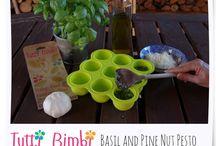 Great recipes for the Tutti Bimbi Freezer Tray