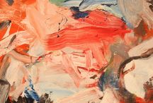 Willem de Kooning-Abstract Expressionism-NewYork School