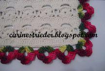 tapetes de croche / by sandra cremonin