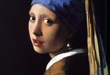 Painting. Johannes Vermeer