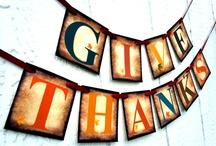 Thanksgiving / by Brandi McCarthy