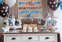B'day decor
