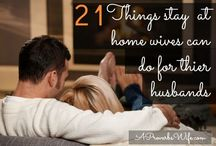 For my Love / All about being Chad's wife. Ways to grow and show my love towards him. / by Alisha Brown