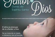 Espíritu Santo Dones!!!!