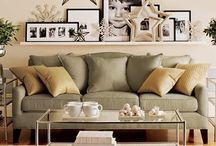 Make Over Living Room / by Bridgett Burris
