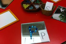Kindergarten Centers: Literacy / This board includes ideas, activities, and resources for a kindergarten classroom literacy center.