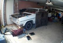 1964 Chevy Impala Restoration / Work in progress of my 1964 Impala