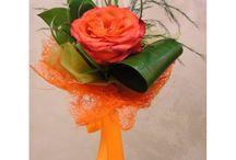 один цветок