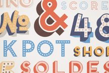Typography / by Eli Burford