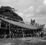 Wooden Sailing Boats