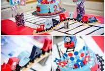 Thomas the train/ Cars