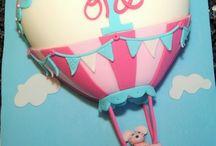 Veritys 1st bday cake