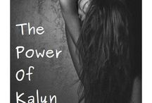The Power of Kalyn / The Power of Kalyn by Kristelle Kinnear.  Paranormal Romance Book.