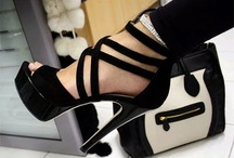 Sexy shoes / by Zakiya Leavell