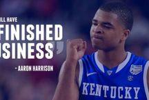 Kentucky basketball / by Jenna Utley