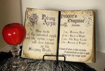 Spell book / Spells and potions