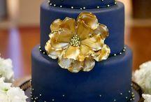 Wedding Cake Ideas / by Britney Gill