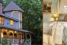 somewhere to lay my head / Bed & Breakfasts / by Audrey Johnson