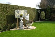 Kunstgras voor in uw tuin