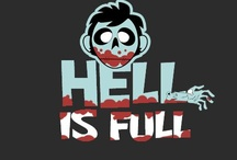 Hell is Full / Horror Never Dies! and More