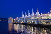 Vancouver Sights & Highlights / Eine Metropole mitten in der Natur, zwischen den Coast Mountains und dem Pazifik. Vancouver & seine Sehenswürdigkeiten begeistern zu jeder Jahreszeit!