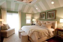 Style: Coastal, Cottage, Nautical / Interior Design inspiration using coastal, cottage and nautical themes.