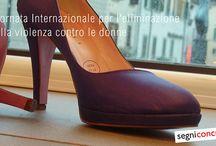 Giornata internazionale per l'eliminazione della violenza contro le donne 2013