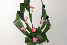 composizioni fiori moderne