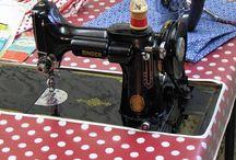 Sewing / by Lorraine Boomershine
