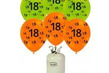 Nuestros packs de Helio / ¿Quieres disfrutar de una fiesta con globos hinchados con helio? ¡Esto es lo que buscabas!