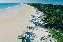 Australian beaches / In awe of the Australian coastline