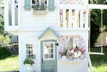 decoration : playhouse