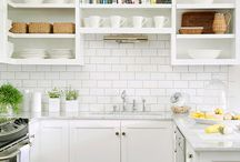 kitchen renovation / by Amber Hood