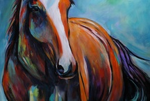 horse paintings / by Erin Laufenberg