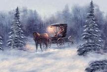 I Love Christmas ... Sleighs