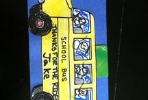 Bus driver/teacher gifts