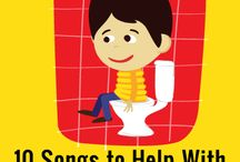 Potty Training / Potty training charts, hints and tips.