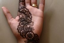 Bridal Henna & Mendi / Henna & Mendi are absolutely gorgeous for weddings. It is widely commonly used by brides who love arts & paintings.