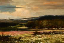 Hill country / Highlights of fine art featuring hill scenes.  Sold by John Moran Auctioneers, Pasadena, CA