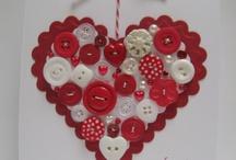 Buttons Valentine