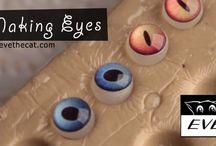 Doll Eye Tutorials