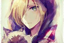 Yuri On Ice!!!!