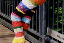 crochet legging