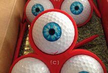 Golf balls / Custom golf balls.