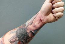 My Tattoos?