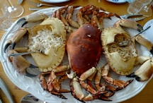 Fish dishes and seafood