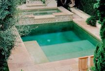 Swimmingswimming / Anything outdoor pool / by Peter Chichester